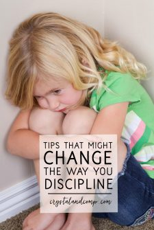 5 Tricks that Will Change The Way You Discipline