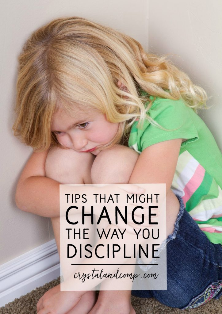 tips that might change the way you discipline