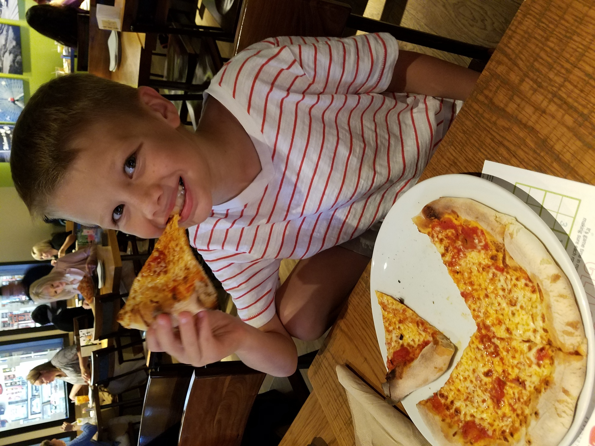 California Pizza Kitchen Willow Bend Mall