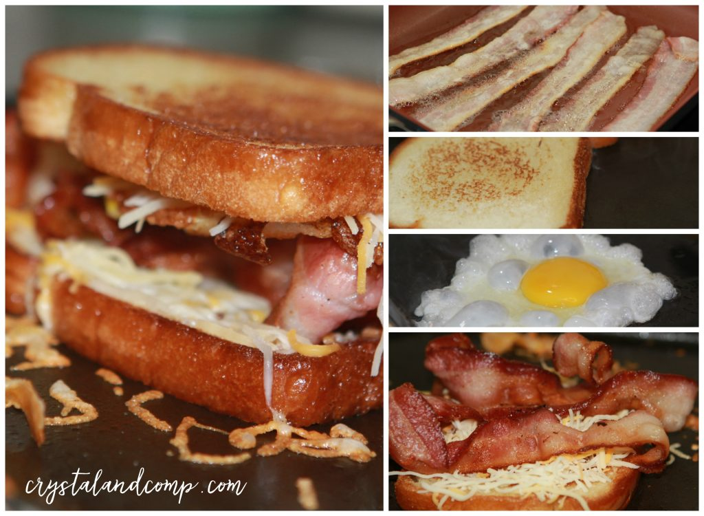 jimmy dean bacon sandwich 4