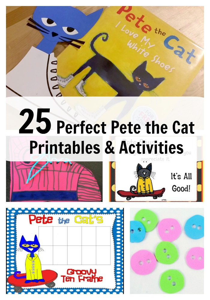photo about Pete the Cat Shoes Printable identified as Pete the Cat Printables and Routines
