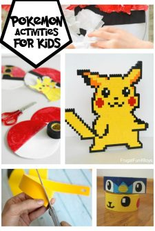 17 Epic Pokemon Activities For Kids