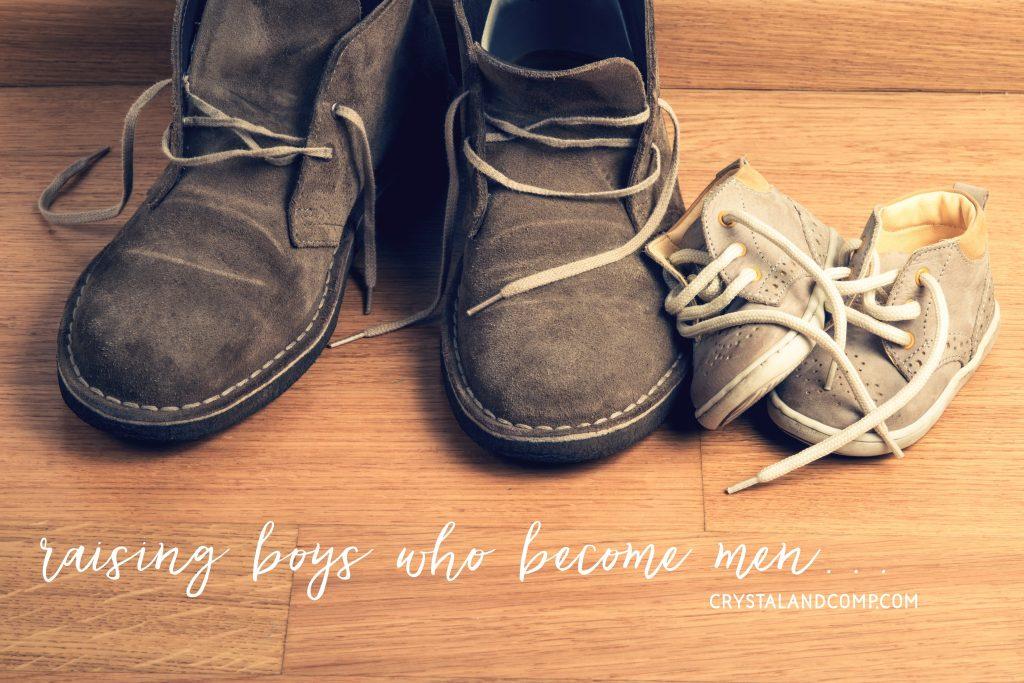 raising boys who become men