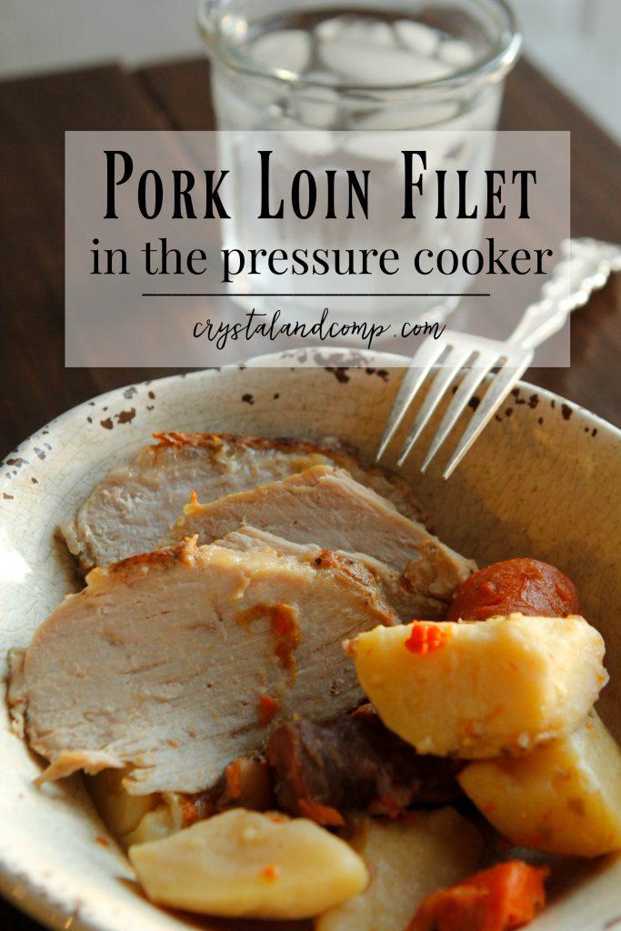 pork-loin-filet-in-the-pressure-cooker