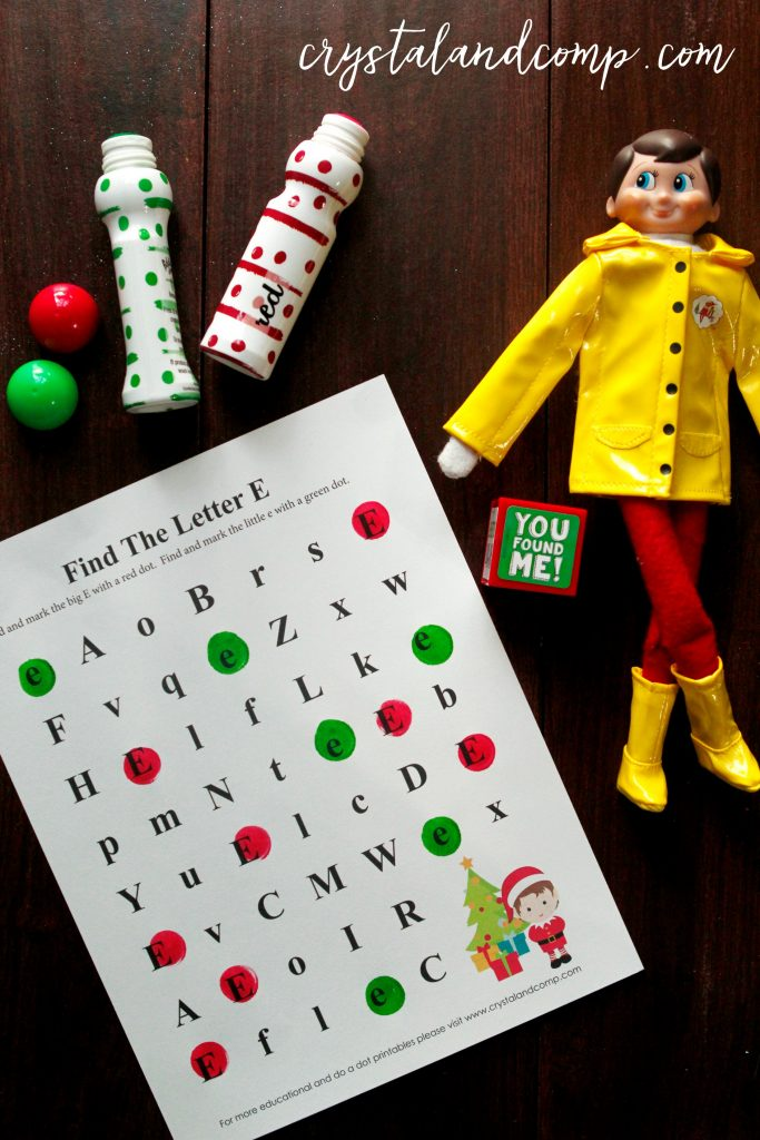 elf-on-the-shelf-do-a-dot-find-the-letter