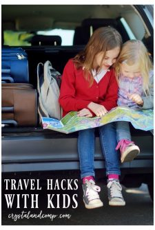 Hacks for Traveling with Kids During Thanksgiving and Christmas