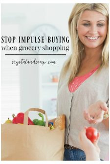 How to Stop Impulse Shopping at the Grocery Store