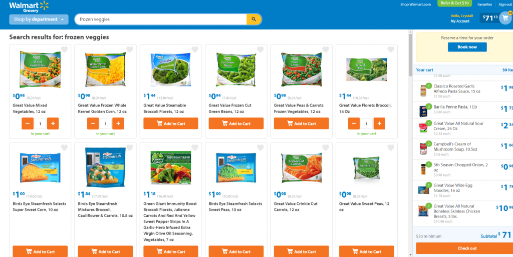 How To Use Walmart Coupons: Walmart claims their prices are the lowest, however they do offer in-store coupons on their website. They also offer weekly ads and rollbacks both online and in their stores for additional savings.
