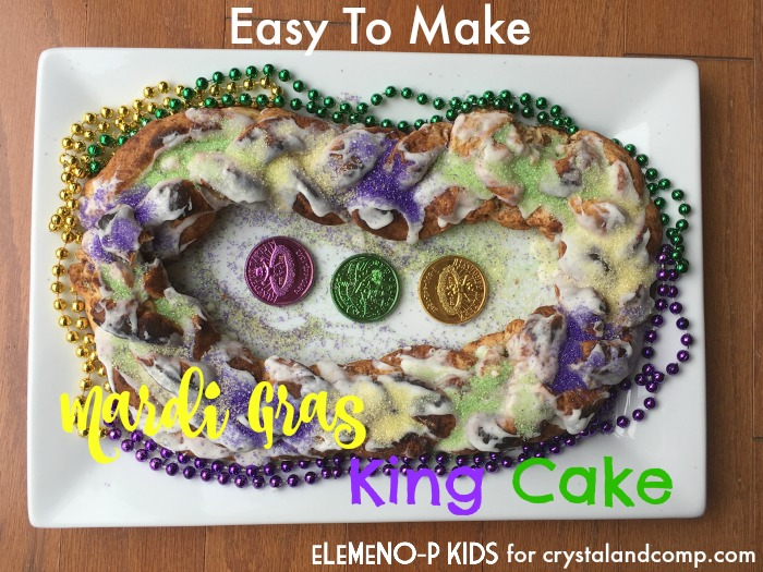 Mardi gras king cake recipe forumfinder Image collections
