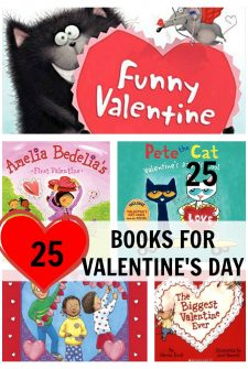 25 Books Kids will Love About Valentine's Day