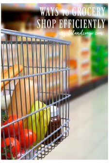 7 Ways To Grocery Shop Efficiently