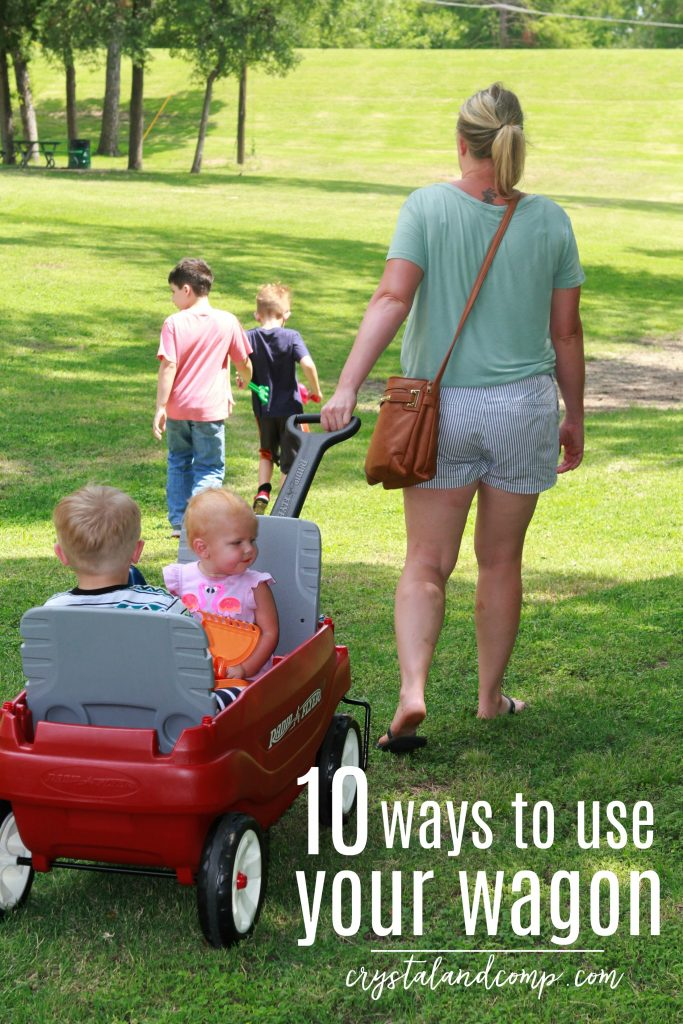 ways to use your wagon