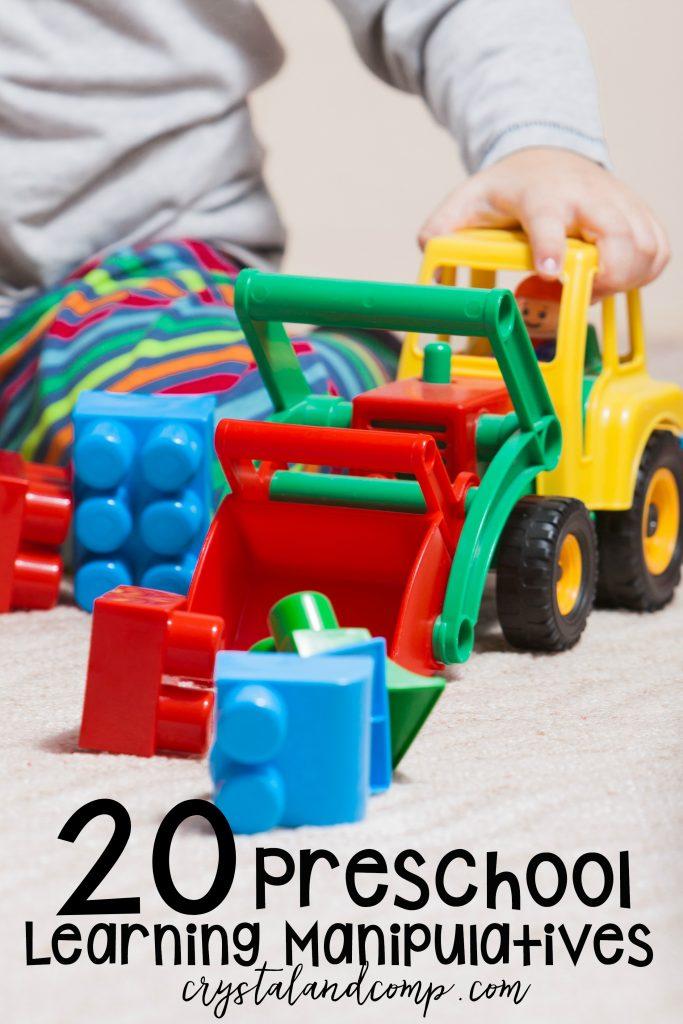 preschool learning tools 20 preschool learning manipulatives crystalandcomp 403