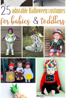 25 Adorable Halloween Costumes For Babies and Toddlers