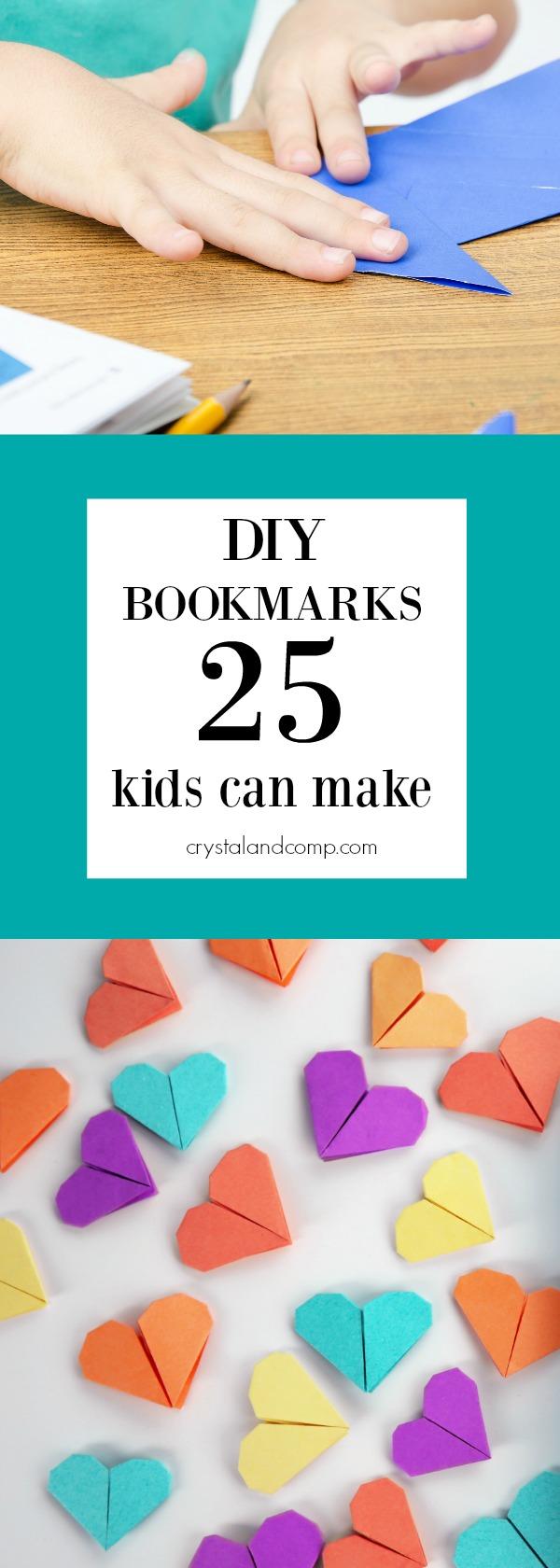 Diy Bookmark Ideas