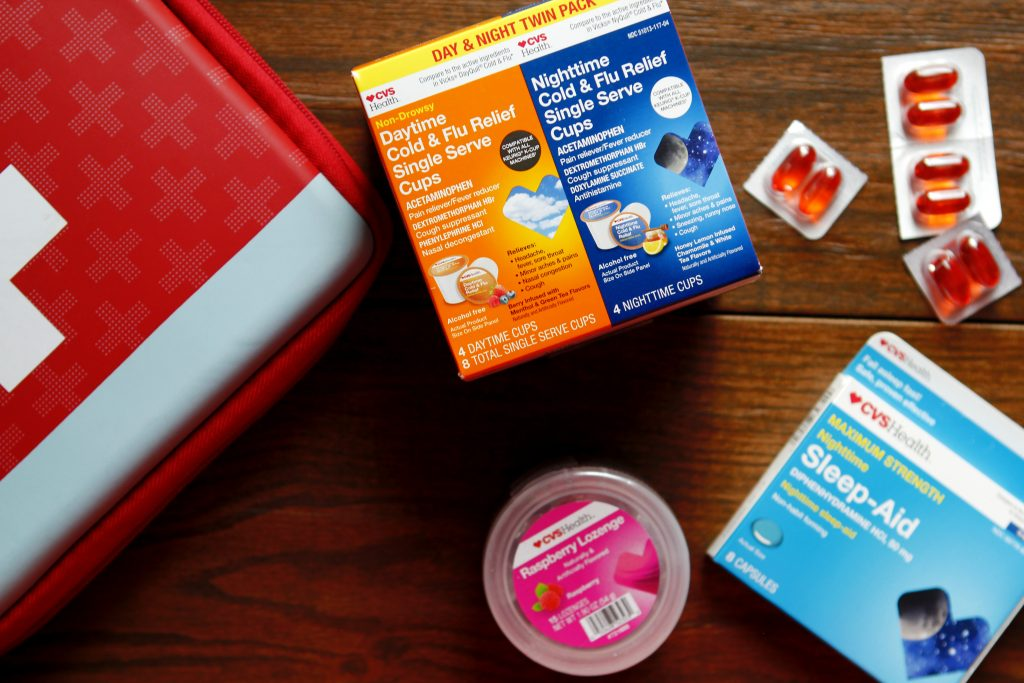 DIY First Aid Kit for Holiday Travels   CrystalandComp com