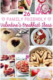 26 Family Friendly Valentine Breakfast Ideas
