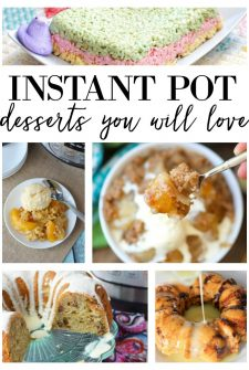 25 Desserts You Can Make in Your Instant Pot