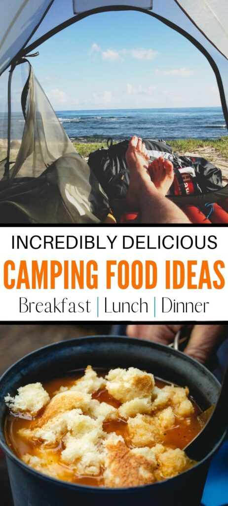 Camp Food Ideas