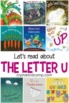 20 Awesome Letter U Books for Preschoolers