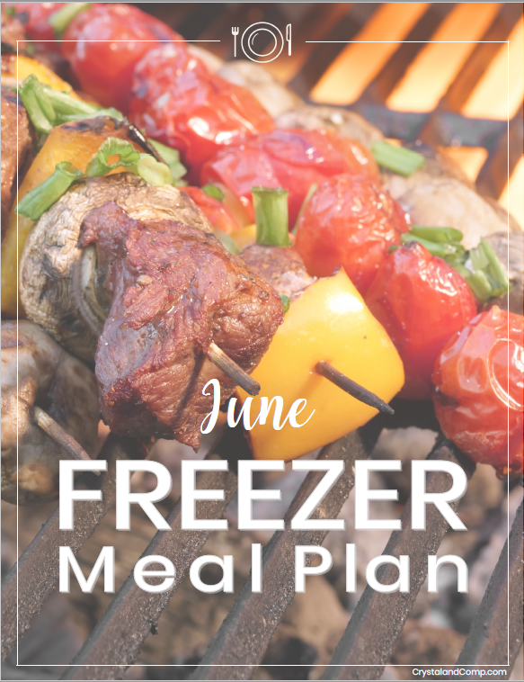 make ahead freezer meals for june crystalandcomp com