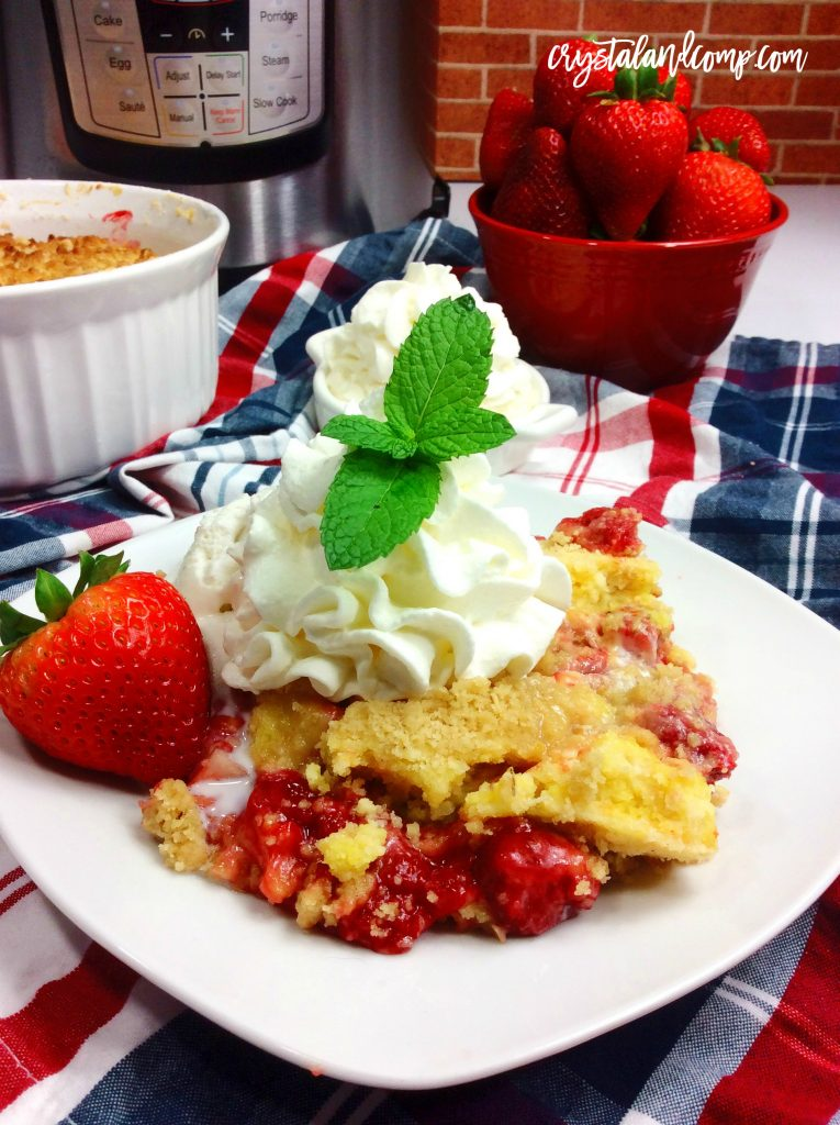 How To Make Strawberry Cake In Pressure Cooker