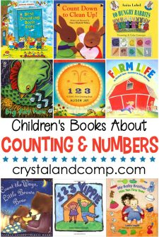 19 Counting and Number Books Preschoolers Love