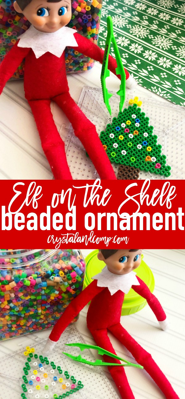 beaded ornaments to make
