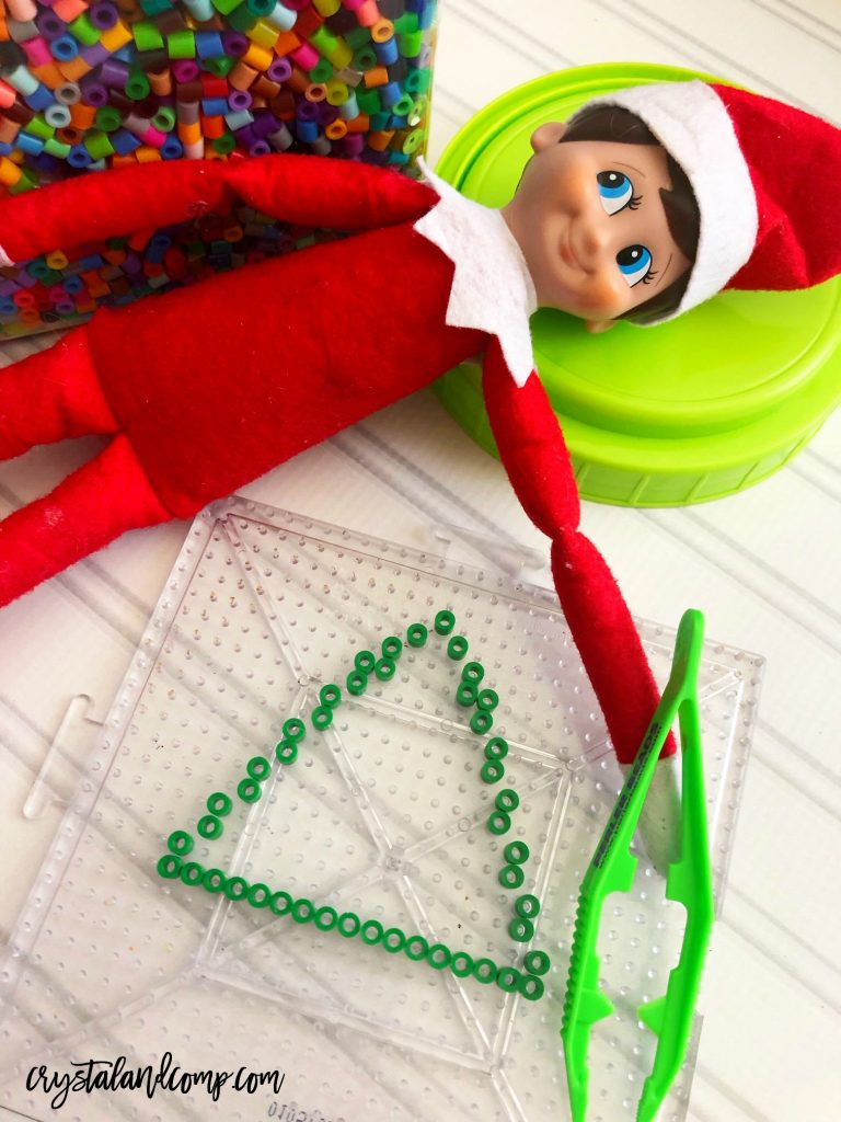 how to make beaded ornaments