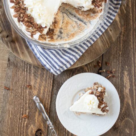 Angel Pecan Pie