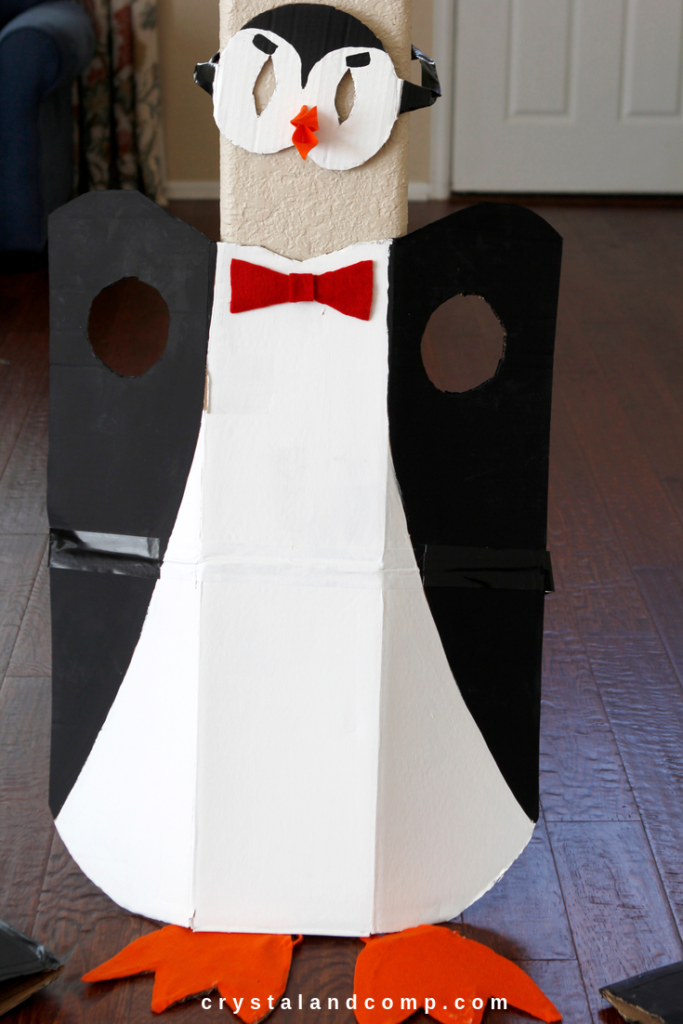 Diy Penguin Costume Crystalandcomp Com