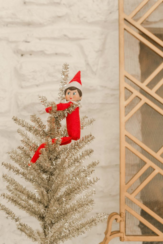 100 Ideas For Elf On The Shelf