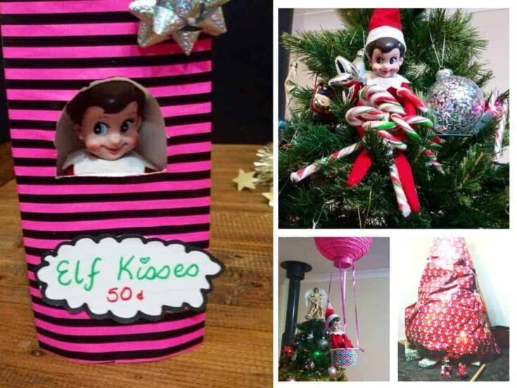 22 Creative Elf on the Shelf Ideas