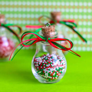 Candy Sprinkles Ornament