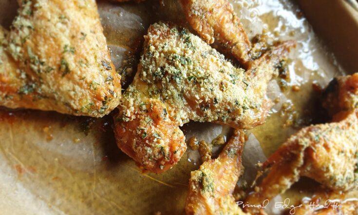 Easy Keto Chicken Wings