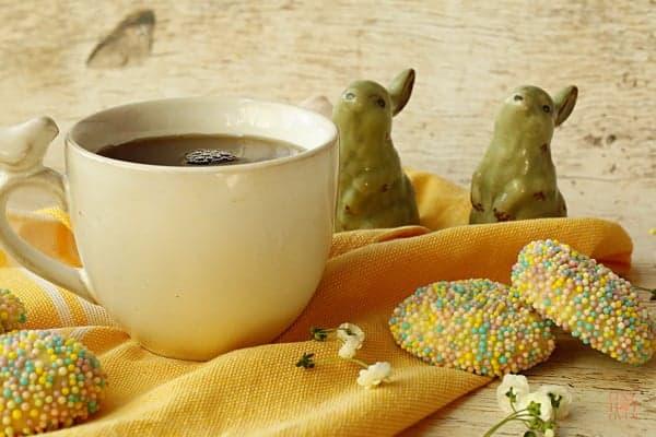 Surprise Inside Easter Cookies