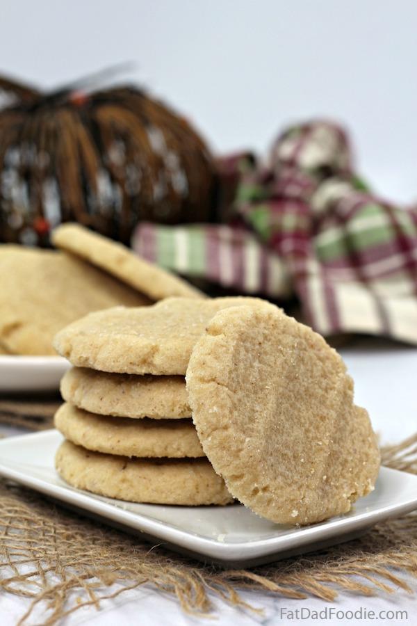 Brown Butter Sugar Cookie Recipe