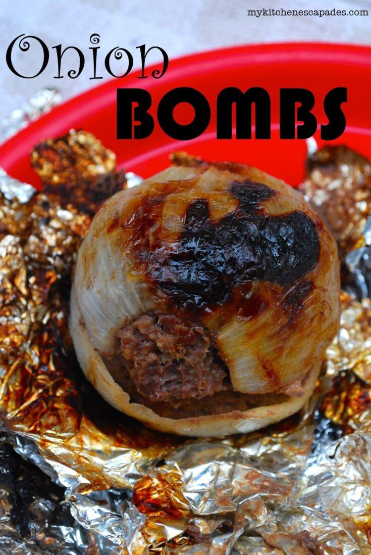 Onion Bombs - TGIF - This Grandma is Fun