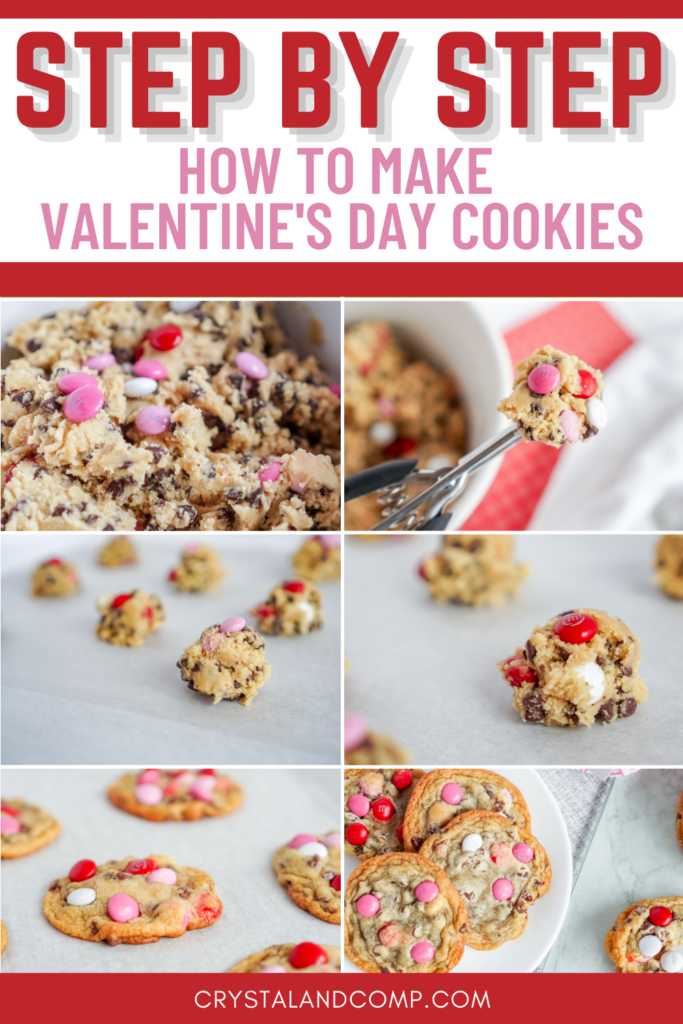 how to make valentine's day cookies
